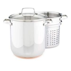 Martha Stewart Collection Copper Accents Stainless